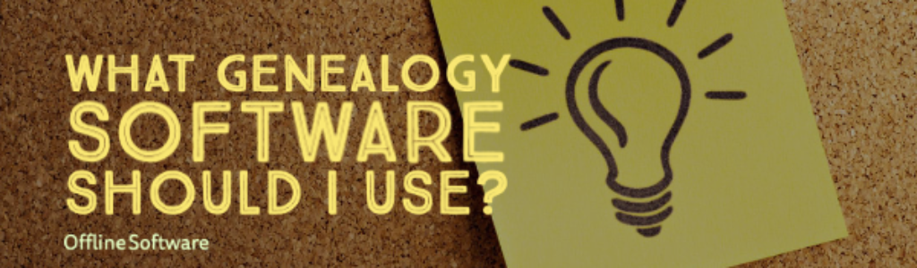 Genealogy Software